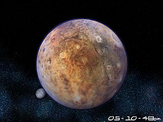 download Planet Pluto 3D Screensaver