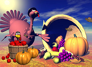 download Thanksgiving (Thanksgiving Bounty) Screensaver