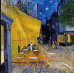 download Art Of Vincent Van Gogh v2.5 Screensaver