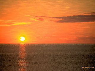 download Art Revolution 9 Sea Sunset Screensaver
