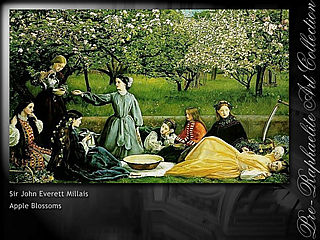 download Pre-Raphaelites Art Collection Screensaver