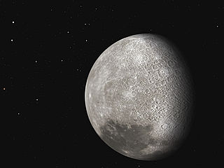 download 3D Moon Space Tour Screensaver