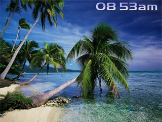 download dArt Tropical Islands vol. 1 Screensaver