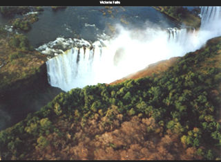 download Victoria Falls Screensaver