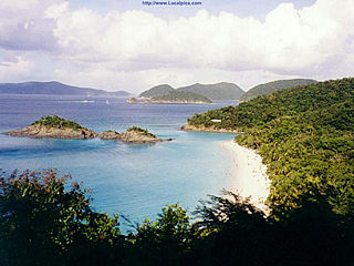 download Virgin Islands Screensaver