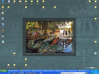 download Moodbook Add On (Claude Monet Art) Screensaver