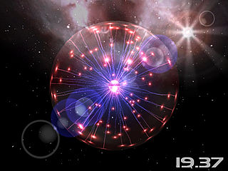 download 3D Space Plasma Screensaver