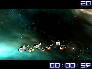 download 3D Space Trip v1.1 Screensaver