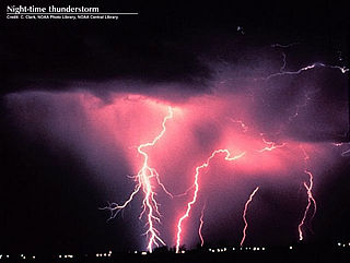 download Lightning and Tornadoes Screensaver