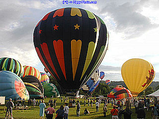 download Hot Air Balloon Screensaver