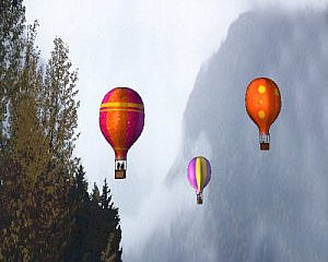 download Hot Air Balloons v903 Screensaver