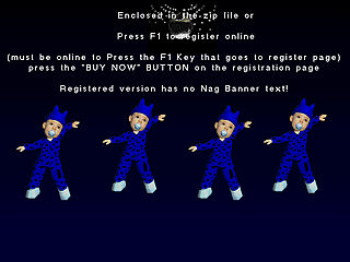 download Baby Breakdancers Screensaver