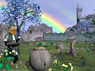 download St. Patrick's Day (Irish Fables) Screensaver