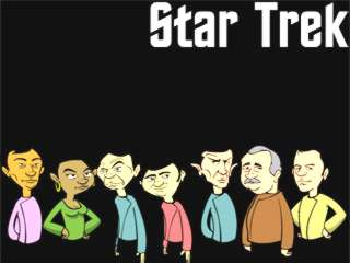 download Star Trek Screensaver by CP