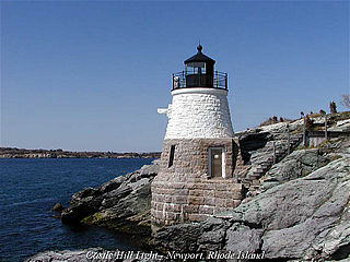 download Best Of New England Lighthouses v2 Screensaver