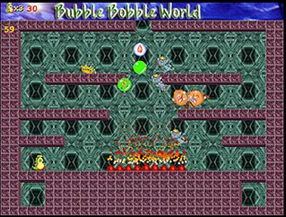 download Bubble Bobble Screensaver