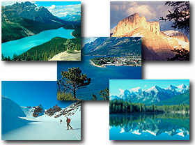 download Canada's Parks Screensaver