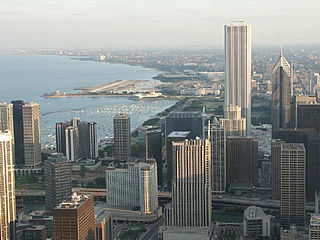 download Chicago (From The Sky v1.1) Screensaver