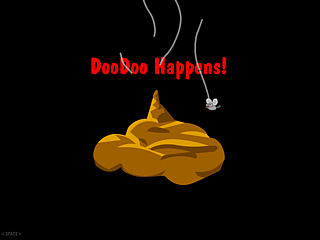 download DooDoo Happens Screensaver