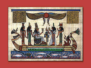 download Egypt Tomb Scenes Screensaver