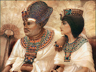 download Egyptian Portraits Screensaver