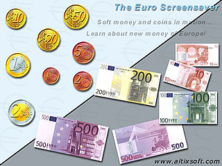 download Euro Screensaver