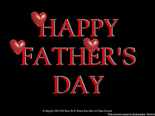 download Father's Day (Happy Father's Day v0503) Screensaver
