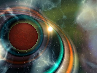 download 3D Supernova Screensaver