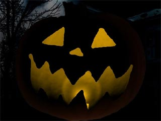 download Jack O' Lantern 3D Screensaver