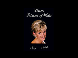 download Lady Diana Screensaver