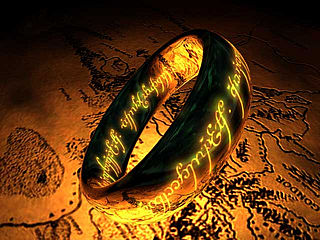 download 3D The One Ring Screensaver