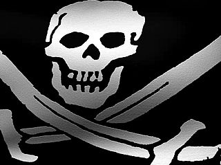 download Pirate Flag Screensaver