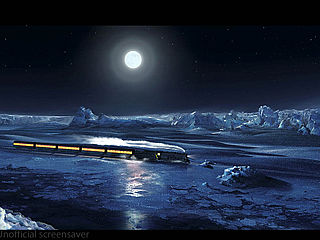 download Polar Express Screensaver